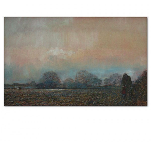 November Landscape, Coggeshall, Essex